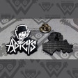 ADICTS -  - ENAMEL PIN