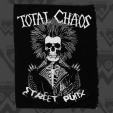 TOTAL CHAOS - Street Punx - Back Patch