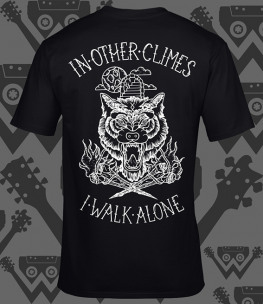 In Other Climes - Wolf - t-shirt