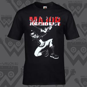 MAJOR ACCIDENT - Leaders Of Tomorrow - t-shirt